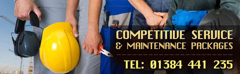 Competitive Service & Maintenance Packages