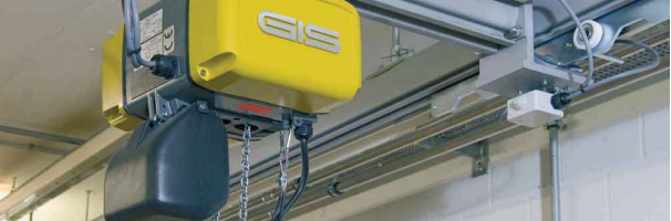 Electric Chain Hoists | Donati, Demag, Yale, GIS, Stahl, Kito