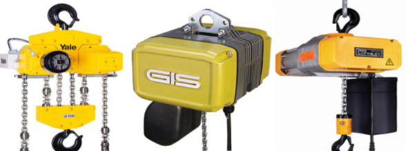 Heavy Duty Electric Chain Hoists