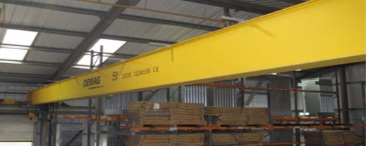 Used Cranes Supplier | Used Overhead, Jib &