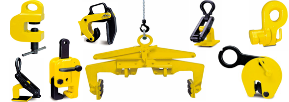 Lifting Clamps Lifting Equipment | Used Cranes Specialists