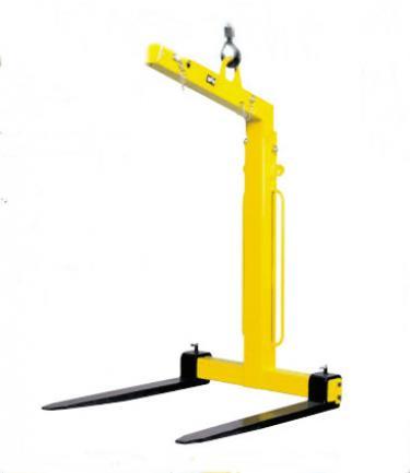 TKG-VHS Self Weight Balance Crane Forks