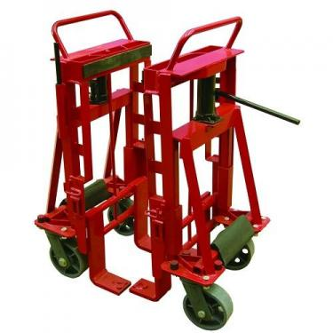3,600kg Hydraulic Machine Mover