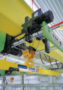 Single Girder Monorail Wire Rope Hoists