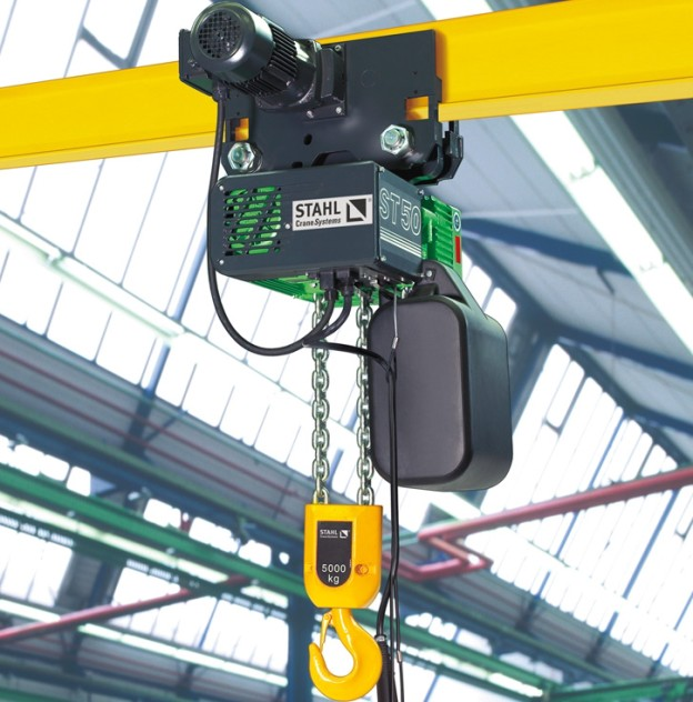 stahl st electric chain hoist buy electric chain hoists online Trafcon Arrow Board Wiring Diagram stahl st electric chain hoist